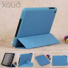 For Mini Ipad case ,basketball design leather cover for ipad mini cover ,for Apple iPad mini accessory 3 folding