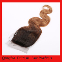 8-26 inches 4x4inches virgin brazilian body wave hair silk lace closure