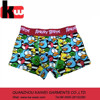 OEKO 100 angry brids reactive print lovely young boys underwear