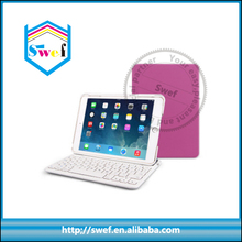 Factory price leather case for ipad mini