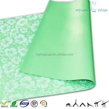 made in China indoor sports keep balance with yoga mat