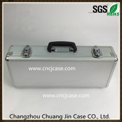 2015 fashion tool box MDF/ABS portable aluminum tool box