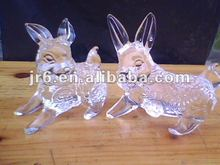 2012 Glass Rabbit for promotional gifts