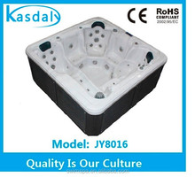 wholesale hydro massage balboa control system acrylic freestanding bathtub