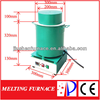 JC Best Quality Induction Gold Melting Furnace with 5-15kg Capacity