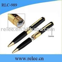 RLC-989 Min pen cctv camera HD digital pen video recorder