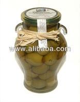 Red Pepper Stuffed Gordal Olives