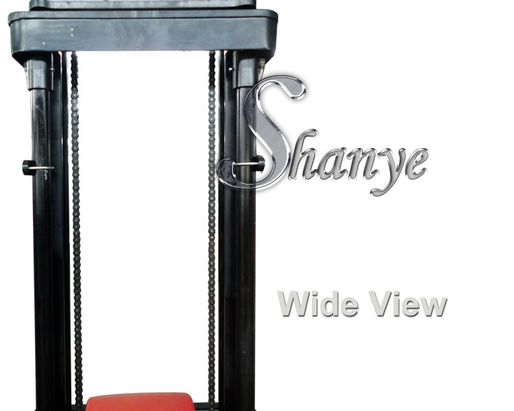 Clamp Forklift Controls : Shanye balance electric clamp forklift truck buy