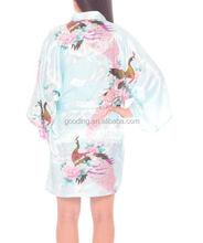New style Made in China bathrobes for men robe skirt