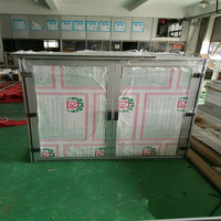 T slot extrusion aluminium profile assembly frame for industry