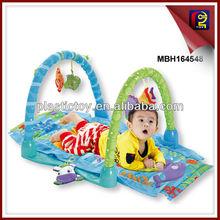 Cotton plush baby play gym mats MBH164548