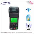Últimas Handheld GPRS / Wifi Impresora Comunicate con Web Server para impresión en línea Solicitar
