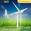 2kw Low cost wind generator