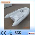 ( ce) 10ft pesca pequeño barco de fibra de vidrio poco yates yate de pesca