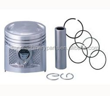 Top quality motorcycle piston & rings kit for various model