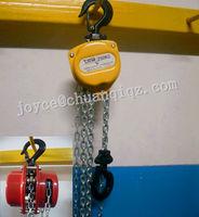 0.25T manual chain hoist/chain block