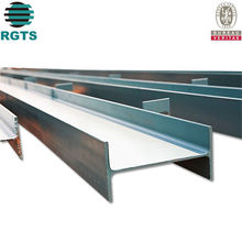 Hot rolled structural steel H beam dimensions