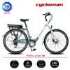 350W 36V city bike, electric city bike with al-alloy frame and samsuang battery