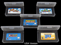 Most Hot Sell Video Game Cards for GBA SP Mario Games Super Mario Advance Mario Kart