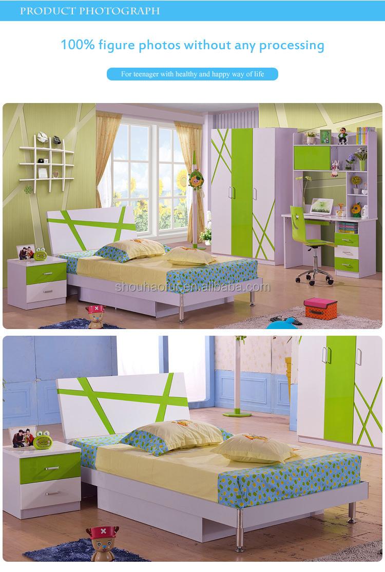 Versheid moderne tiener slaapkamer set 8110# slaapkamer sets ...