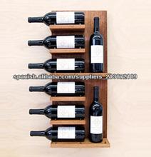 desigh moderno muebles de vino de madera