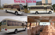 SKD Assembly 25-30 Seats China Mini Bus Price