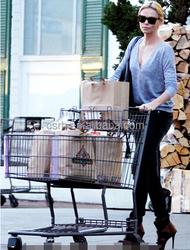 2015 New hot sale Supermarket Wal-mart Shopping Cart