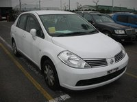 2005 Nissan Tiida Latio SC11-020596 Used Cars From Japan (84768)