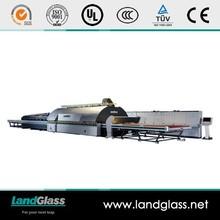 vetro toughering forno macchina