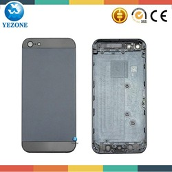 Original Replacement Parts For Iphone 5 Back Cover Housing, Back Cover For Iphone 5 Repair Parts, Battery Cover For IPhone 5