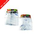 ( #tg1005f) 2014 novo desenho artístico tecido cós fotos de mulheres maduras com saias curtas