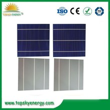 4.25w 156 poly solar cells for making 250w poly solar panels