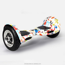 China best quality and Low Price Big wheel 10 inch 2 wheel self balancing electric