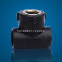 Socket Female TEE PE PIPE FITTING