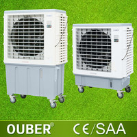 Malaysia Portable Air Cooler Standing portable Fan Cooler with wheels