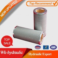 ISO Standard hydraulic oil filter cartridge