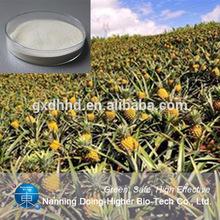 suministro 2400 gdu enzima bromelina en polvo