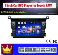 8 inch Car DVD Player for Toyota RAV4
