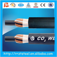 co2 cable ! ! ! electrical cable wire 2.5mm electric cable color