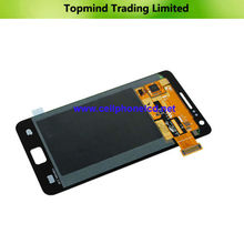 100% original factory price touch screen replacement for samsung galaxy s2 i9100 lcd touch screen