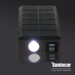 Sunincar JP06 emergency roadside survival kits 5v 12v 19v 12000mAhoutput car jump starter & power bank
