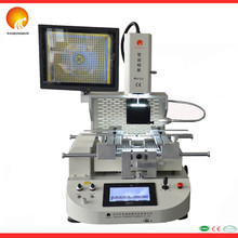 bga soldering machine price! best bga rework station WDS-620 BGA laptop motherboard repair machine can add side camera