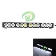 22inch 120w white led work light bar off road 9-60 volt bar led truck 120w light bar
