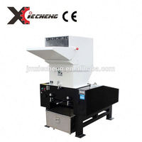 plastic film crusher with ce with all type plastic