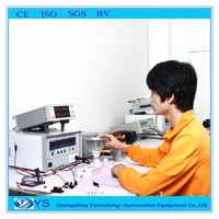 led lamps tube bulb mix ageing line machine for testing led light
