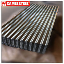 Nepal 0.28-0.45mm*685mm Galvanized Corrugated Roofing Steel Sheet
