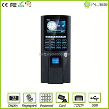 UT20 TFT Color dispaly TCP IP Electronic locking systems
