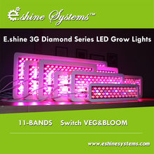 E.shine 3G Diamond series 11 bands full spectrum LED grow lights