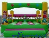 Best selling inflatable bounce round