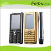 "cell phone touch 2.6 ""screen feipu MTK big battery big horn dual sim flashlight mobile phone"